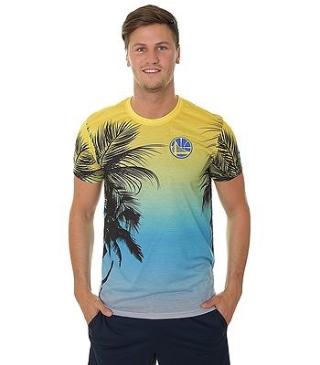 T-Shirt New Era Coastal Heat NBA Golden State Warriors - Aop -  snowboard-online.eu b6127a2da