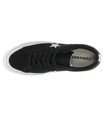 topánky Converse One Star OX - 160600 Black White White -  snowboard-online.sk df11b840205