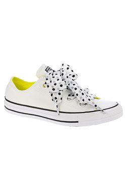 topánky Converse Chuck Taylor All Star Big Eyelets OX - 560670 White Fresh  Yellow b140912fe93