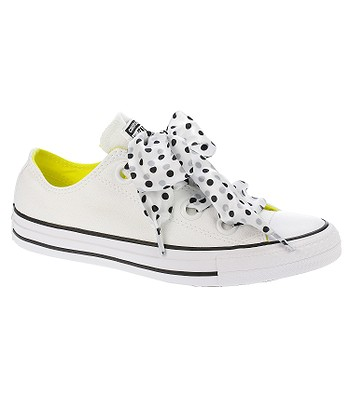 b4aaf887bbea6d shoes Converse Chuck Taylor All Star Big Eyelets OX - 560670 White Fresh  Yellow Black - blackcomb-shop.eu