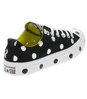shoes Converse Chuck Taylor All Star OX - 560628 Black White Fresh Yellow.  IN STOCK ‐ by at your home 7eda77ffa1af6