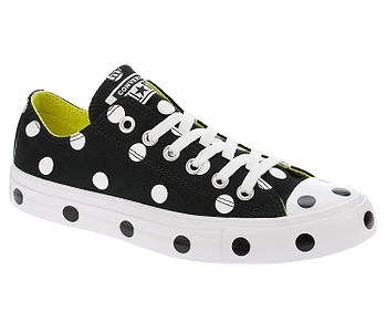 boty Converse Chuck Taylor All Star OX - 560628 Black White Fresh Yellow 8a7fca810ef