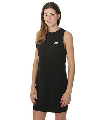 šaty Nike Sportswear Fit - 010 Black White  91e5bfabb1c