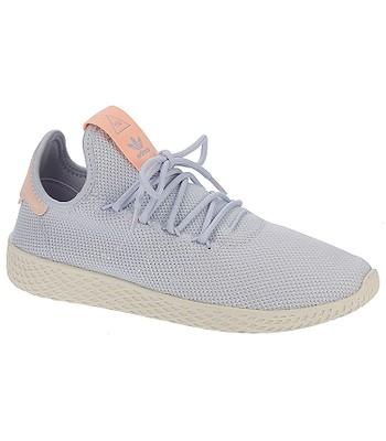 5958aada447 shoes adidas Originals Pharrell Williams Tennis HU - Aero Blue/Aero Blue/Chalk  White - snowboard-online.eu