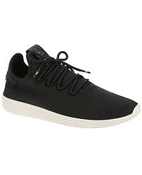 topánky adidas Originals Pharrell Williams Tennis HU - Core Black Core  Black Chalk White 1de2fc9a072