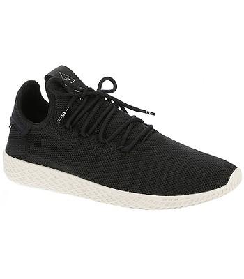e3c9f7668d shoes adidas Originals Pharrell Williams Tennis HU - Core Black/Core Black/Chalk  White - blackcomb-shop.eu