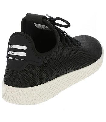 9400d6408b shoes adidas Originals Pharrell Williams Tennis HU - Core Black/Core Black/Chalk  White
