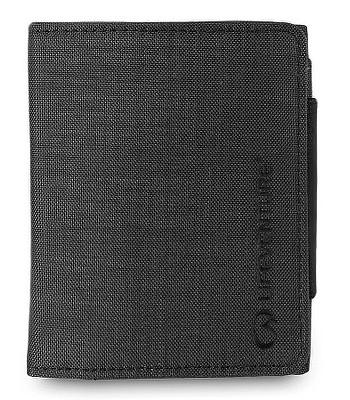 peňaženka Lifeventure RFiD Tri-Fold - Black  2e78b0a4c70
