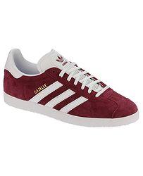 topánky adidas Originals Gazelle - Collegiate Burgundy White White 2c61727247e