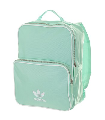 7abc65a1bd3d backpack adidas Originals Classic M Adicolor - Clear Mint -  blackcomb-shop.eu