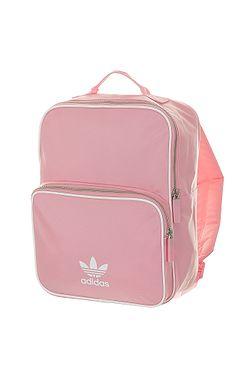 1b362bfb90 Veľkosti skladom 13.2 L. batoh adidas Originals Classic M Adicolor - Light  Pink