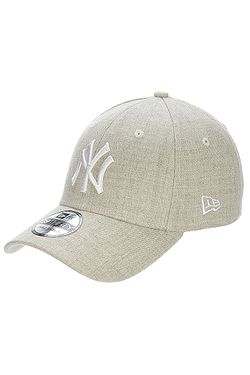 54f671741 šiltovka New Era 39T Heather MLB New York Yankees - Heather Oatmeal