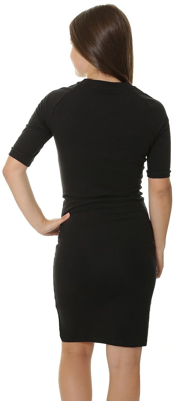 Kleid adidas Originals 3 Stripes Black women´s