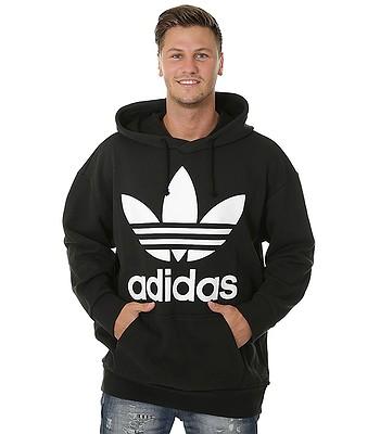 sweatshirt adidas Originals Trefoil Oversize - Black - men´s -  blackcomb-shop.eu af7984c94af