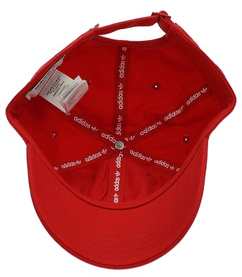Kappe adidas Originals Trefoil Snapback - Collegiate Red White - women´s -  blackcomb-shop.de 26564a2a5ec2