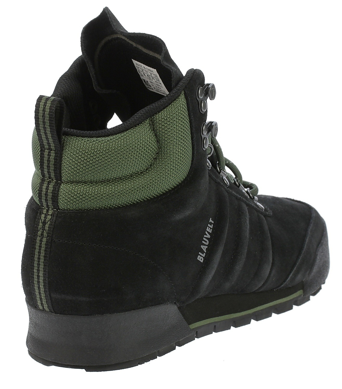 billig adidas Jake Boot 2.0 Core Black Base Green Core Black