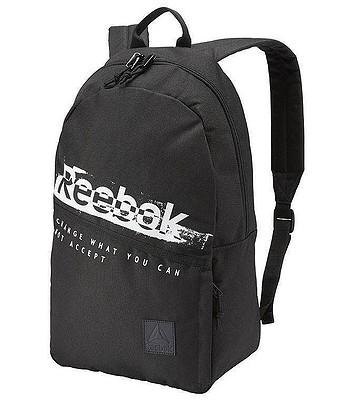 8deafc3148 batoh Reebok Performance Style Foundation Follow Graphic - Black ...