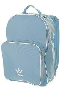 e2ae27abec batoh adidas Originals Classic Adicolor - Clear Blue ...