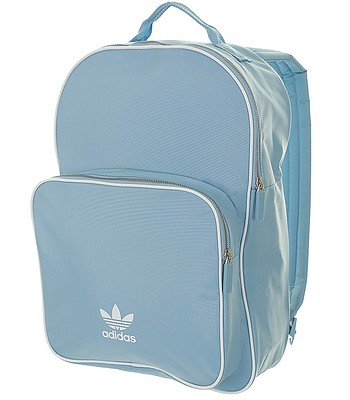 d790e454acc backpack adidas Originals Classic Adicolor - Clear Blue - blackcomb-shop.eu