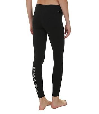 28422c37d13a leggings Converse Core Reflective Wordmark 10004552 - A01 Black - women´s -  blackcomb-shop.eu
