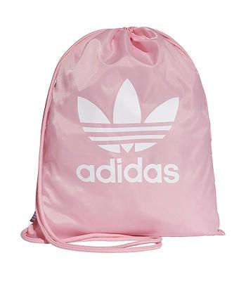 96dcc97dbc206 bag adidas Originals Gymsack Trefoil - Light Pink - blackcomb-shop.eu