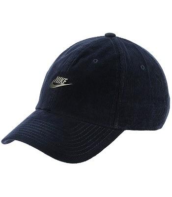 486470cb12f cap Nike Sportswear Heritage86 Metallic Futura Cord - 451 Obsidian Dark  Antique Black - snowboard-online.eu