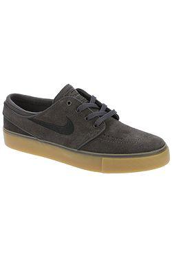 boty Nike SB Stefan Janoski GS - Thunder Gray Black Gum Light Brown ... d92633e96b