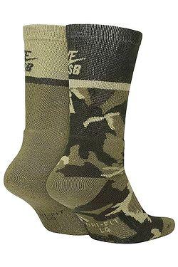 b970caf6dec ... ponožky Nike SB Energy Crew 2 Pack - 902 Multicolor