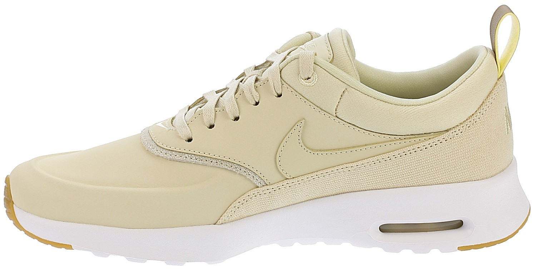 Shop Pink Nike Air Max Thea Premium Sneakers for Women | NISNASS