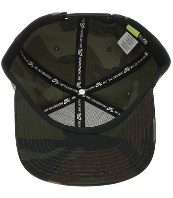 kšiltovka Nike SB Icon Pro - 223 Medium Olive Medium Olive Black -  snowboard-online.cz d20e1fe036