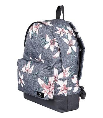 da88d7513e8b9 plecak Roxy Sugar Baby - KPG6/Charcoal Heather Flower Field ...