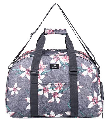 f30fb0e21d taška Roxy Feel Happy - KPG6 Charcoal Heather Flower Field - batohy ...