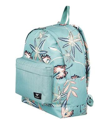 7772495590d74 sac à dos Roxy Be Young Mix - BKW6 Trellis Bird Flower - women´s ...