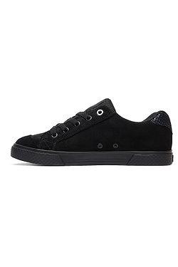 6b948f96924 ... topánky DC Chelsea SE - 0SB Black Silver Black
