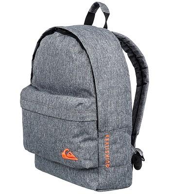 0bc0a79c8d18b plecak Quiksilver Small Everyday Edition - SGRH/Light Gray Heather ...