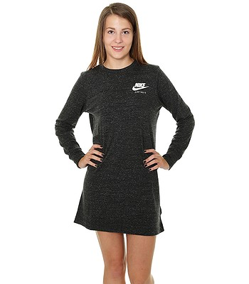 dress Nike Sportswear Gym Vintage - 010 Black Sail - women´s - snowboard -online.eu 8ee840dd9e0