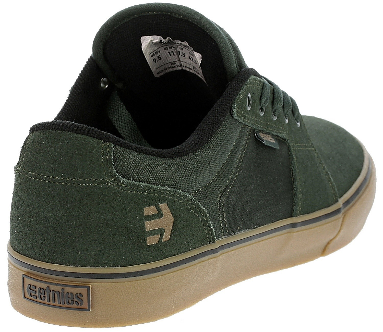 shoes Etnies Barge LS - Green/Gum - men