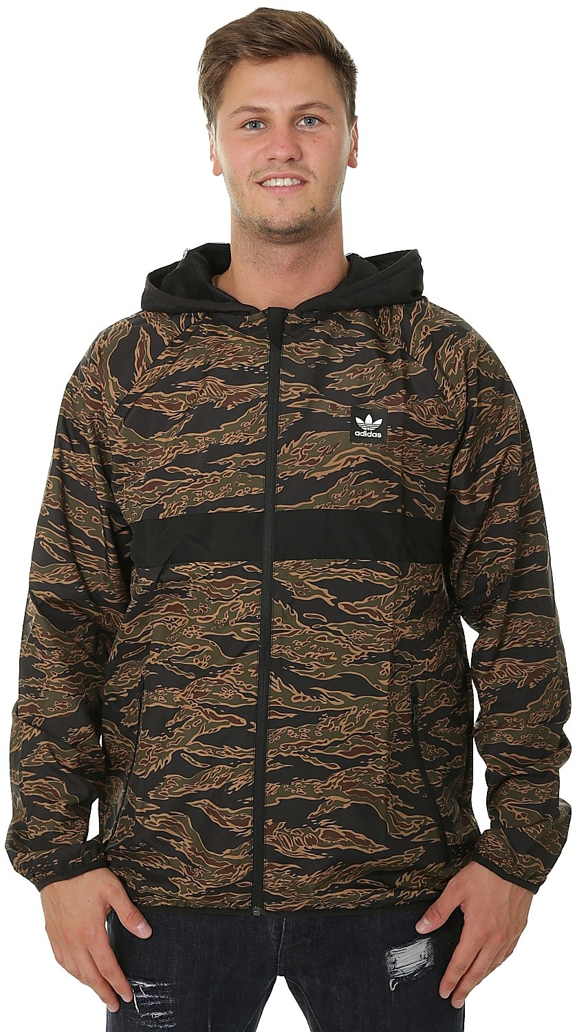 Jacket Adidas Camo Print Bb Packable Originals Camouflage Wind tsdQrCxhBo