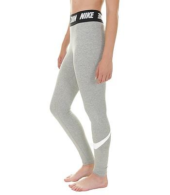 legíny Nike Sportswear Legging Club HW - 063 Dark Gray Heather White -  snowboard-online.sk 9316bc7dbc