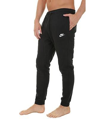 tepláky Nike Sportswear Club Jogger French Terry - 010 Black White -  snowboard-online.cz b0e35a1924