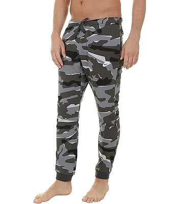 tepláky Nike Sportswear Club Camo Jogger French Terry - 065 Cool Gray  Anthracite White 44f2eaa326
