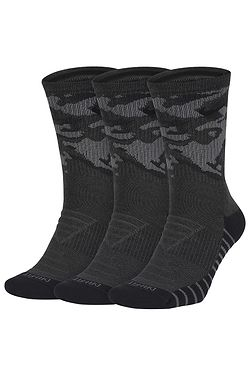 003694c8acc ponožky Nike Everyday Max Cushion Camo Crew 3 Pack - 060 Anthracite Dark  Gray ...