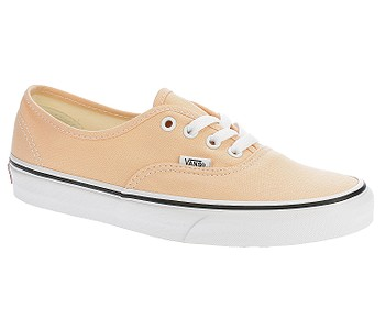 boty Vans Authentic - Bleached Apricot True White - boty-boty.cz ... 6340fc7376