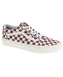topánky Vans Old Skool - Checkerboard Port Royale Marshmallow dea075e25e