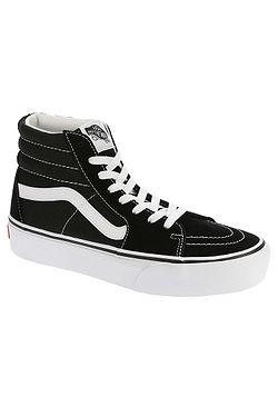 shoes Vans Sk8-Hi Platform 2 - Black/True White