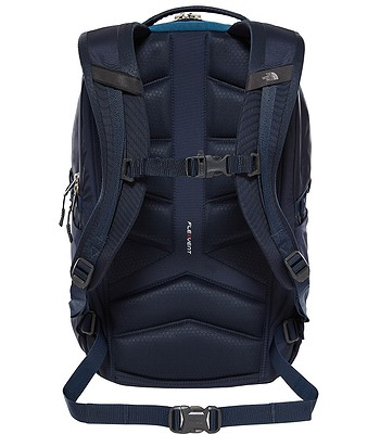 d672cd6c8657 backpack The North Face Surge 31 - Dish Blue Light Heather Urban Navy