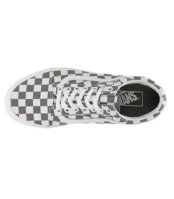 topánky Vans Old Skool - Checkerboard Pewter Marshmallow -  snowboard-online.sk f591cebd8