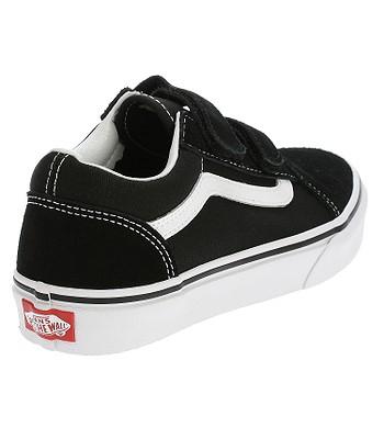 4e33d6af3 detské topánky Vans Old Skool V - Black/True White   blackcomb.sk