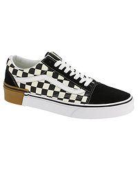 topánky Vans Old Skool - Gum Block Checkerboard b210767e797