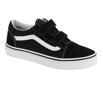 boty Vans Old Skool V - Black/True White